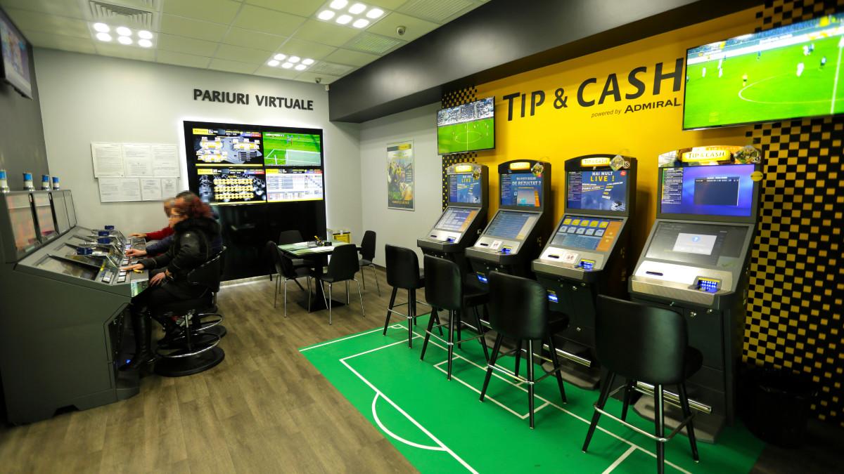 TIP&CASH Racovita