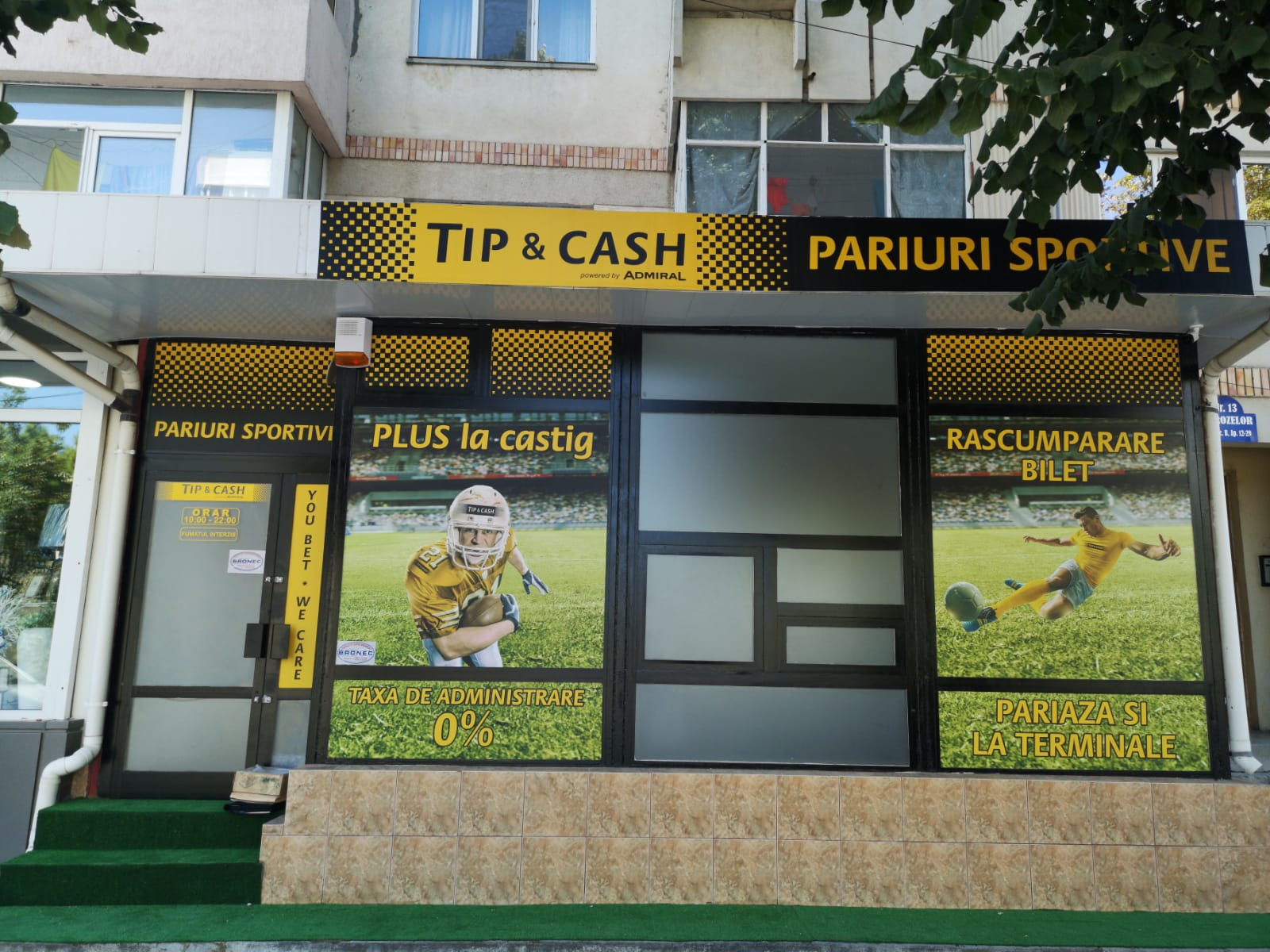 TIP&CASH Mangalia