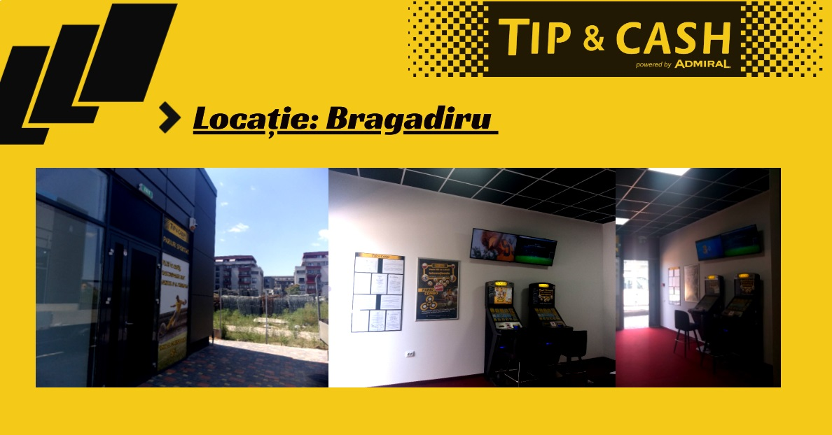 TIP&CASH Bragadiru