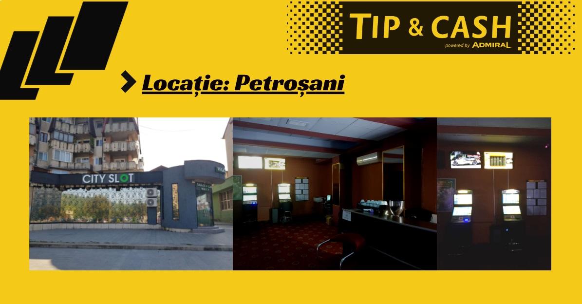 TIP&CASH Petrosani
