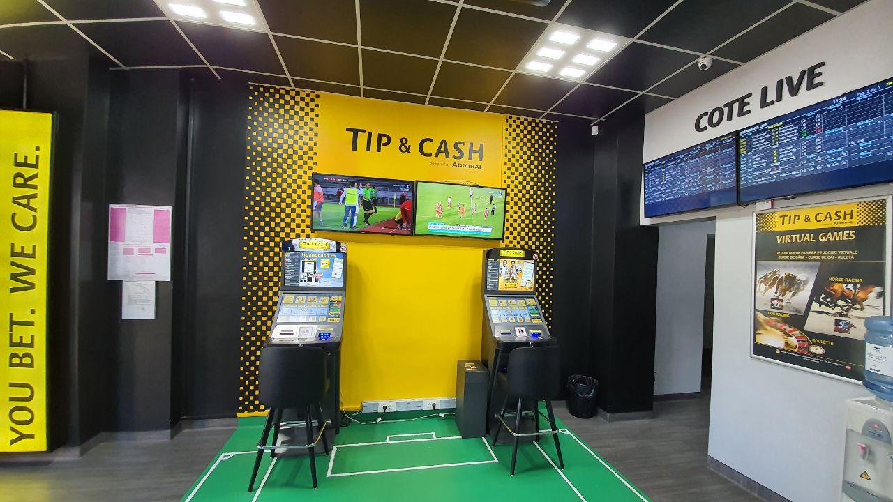 TIP&CASH Alexandria